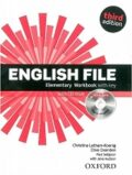 English File Elementary Workbook with Answer Key and iChecker (3rd) - Ch. Latham-Koenig, ...