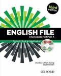 English File Intermediate Multipack A (3rd) without CD-ROM - Clive Oxenden, ...