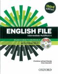 English File Intermediate Multipack A with iTutor DVD-ROM and Online Skills (3rd) - Ch. Latham-Koenig, ...
