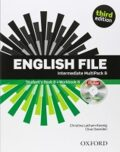 English File Intermediate Multipack B with iTutor DVD-ROM (3rd) - Ch. Latham-Koenig, ...