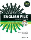 English File Intermediate Multipack B with iTutor DVD-ROM and Online Skills (3rd) - Ch. Latham-Koenig, ...