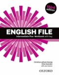 English File Intermediate Plus Workbook with Answer Key (3rd) - Ch. Latham-Koenig, ...