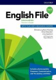 English File Intermediate Teacher´s Book with Teacher´s Resource Center (4th) - Clive Oxenden, ...