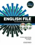 English File Pre-intermediate Multipack A with iTutor DVD-ROM (3rd) - Ch. Latham-Koenig, ...