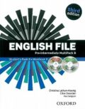 English File Pre-intermediate Multipack B with iTutor DVD-ROM (3rd) - Ch. Latham-Koenig, ...