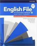 English File Pre-Intermediate Multipack B with Student Resource Centre Pack (4th) - Clive Oxenden, ...