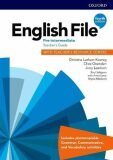 English File Pre-Intermediate Teacher´s Book with Teacher´s Resource Center (4th) - Clive Oxenden, ...