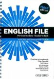 English File Pre-intermediate Teacher´s Book with Test and Assessment CD-ROM (3rd) - Ch. Latham-Koenig, ...