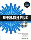 English File Pre-Intermediate Workbook with key + iChecker CD-ROM - Ch. Latham-Koenig, ...