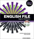 English File Beginner Multipack A with iTutor DVD-ROM (3rd) - Ch. Latham-Koenig, ...