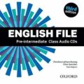 English File Pre-intermediate Class Audio CDs /4/ (3rd) - Ch. Latham-Koenig, ...