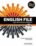 English File Upper Intermediate Multipack A with iTutor DVD-ROM (3rd) - Ch. Latham-Koenig, ...