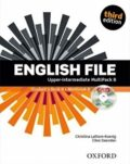English File Upper Intermediate Multipack B with iTutor DVD-ROM (3rd) - Ch. Latham-Koenig, ...