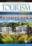 English for International Tourism New Edition Intermediate Coursebook w/ DVD-ROM Pack - Peter Strutt