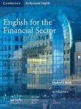 English for the Financial Sector Students Book - Mackenzie Ian