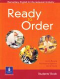 English for Tourism: Ready to Order Students´ Book - Baude Anne