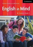 English in Mind 1: Student´s Book - Herbert Puchta