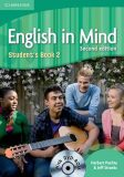 English in Mind Level 2 Students Book with DVD-ROM - Herbert Puchta, Jeff Stranks