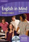 English in Mind Level 3 Students Book with DVD-ROM - Herbert Puchta, Jeff Stranks