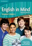 English in Mind Level 4 Students Book with DVD-ROM - Herbert Puchta,  Jeff Stranks, ...