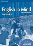 English in Mind Level 5 Workbook - Herbert Puchta