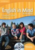 English in Mind Starter Level Students Book with DVD-ROM - Herbert Puchta, Jeff Stranks