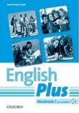 English Plus 1 Workbook with Multi-ROM (CZEch Edition) - Janet Hardy-Gould