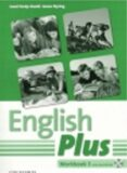 English Plus 3 Workbook with Multi-ROM (CZEch Edition) - Hardy-Gould Janet