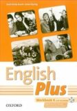 English Plus 4 Workbook with Multi-ROM (CZEch Edition) - Janet Hardy-Gould