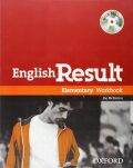 English Result Elementary Workbook Without Key + Multi-ROM Pack - Penny Hancock
