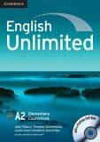 English Unlimited Elementary Coursebook with E-Portfolio - Alex Tilbury