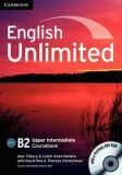 English Unlimited Upper Intermediate Coursebook with E-Portfolio - Alex Tilbury