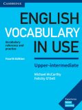 English Vocabulary in Use Upper-Intermediate Book with Answers - Michael McCarthy, ...