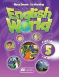 English World Level 5 - Pupil´s Book + eBook - Liz Hocking, Mary Bowen