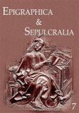 Epigraphica & Sepulcralia 7 - Jiří Roháček,