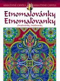 Etnomalovánky - Omalovánky pro dospělé inspirované populárním uměním mehndi a paisley designem - Noble Marty