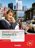 Eurolingua Deutsch 1/A1 Gesamtband (Kursbuch+Arbeitsbuch) - kolektiv autorů