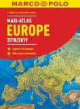 MAXI ATLAS Evropa 2018/2019 1:750 000 - Marco Polo