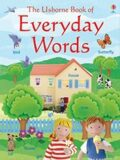 Everyday Words - English - Felicity Brooks