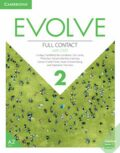 Evolve 2 Full Contact with DVD - Lindsay Clandfield