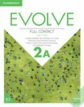 Evolve 2A Full Contact with DVD - Lindsay Clandfield
