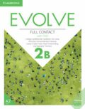 Evolve 2B Full Contact with DVD - Lindsay Clandfield