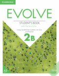 Evolve 2B Student´s Book with Practice Extra - Lindsay Clandfield