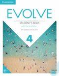 Evolve 4 Student´s Book with Practice Extra - Ben Goldstein