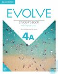 Evolve 4A Student´s Book with Practice Extra - Ben Goldstein