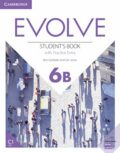 Evolve 6B Student´s Book with Practice Extra - Ben Goldstein
