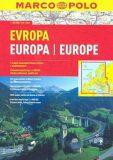 Evropa 1:800T autoatlas MP - Marco Polo