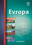Evropa školní atlas - Kartografie PRAHA