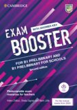 Exam Booster for B1 Preliminary and B1 Preliminary for Schools with Answer Key with Audio for the Revised 2020 Exams - Helen Chilton, Sheila Dignen