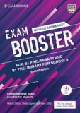 Exam Booster for B1 Preliminary and B1 Preliminary for Schools without Answer Key with Audio for the Revised 2020 Exams - Helen Chilton, Sheila Dignen
